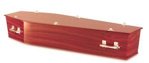 The Meadows coffin